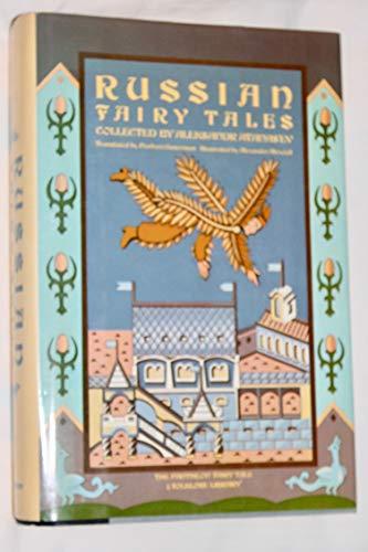 Russian Fairy Tales: Afanasev, Aleksandr