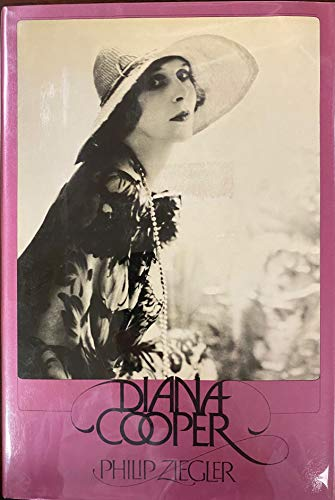 9780394500263: Diana Cooper: A biography