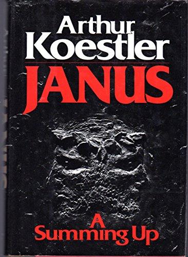 9780394500522: Janus: A summing up