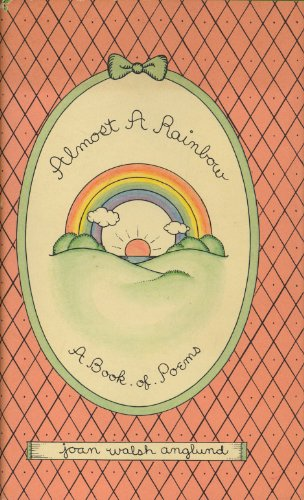 9780394500720: Almost a Rainbow: A Book of Poems