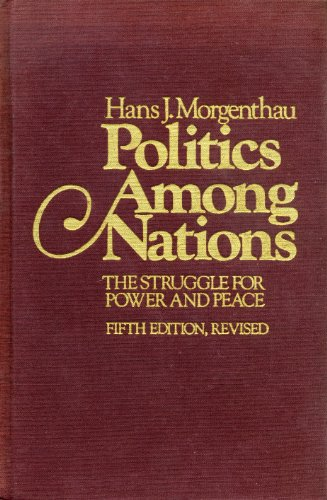 9780394500850: Politics among nations: The struggle for power and peace
