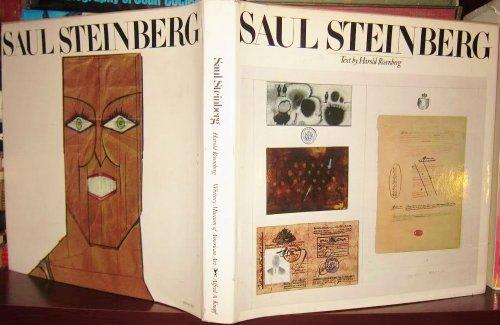 Saul Steinberg: ROSENBERG, Harold