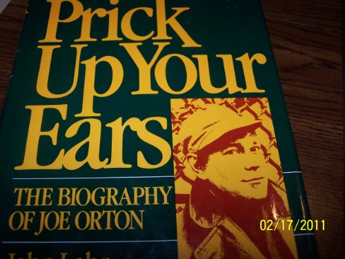 9780394501536: Prick Up Your Ears