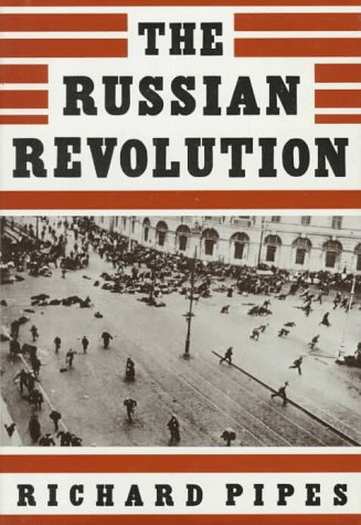 9780394502410: The Russian Revolution