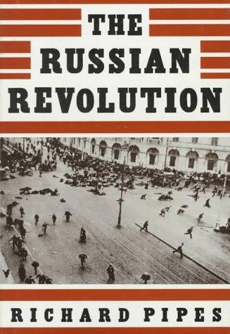 9780394502410: The Russian Revolution