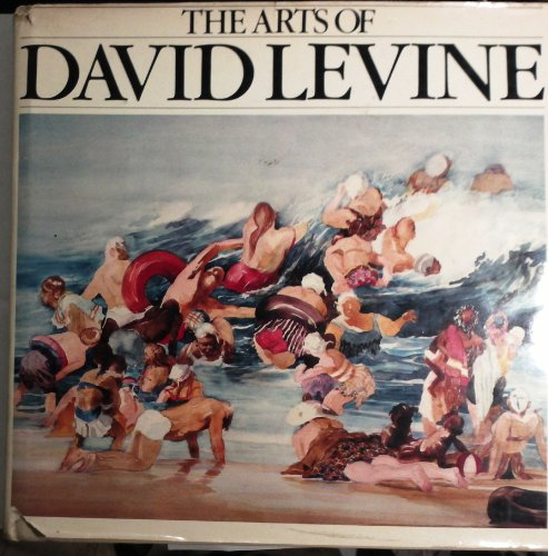 Arts of David Levine.: LEVINE, DAVID