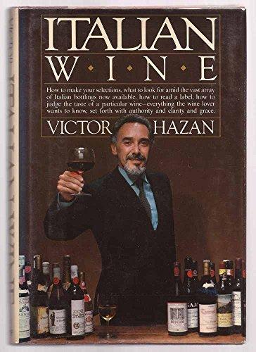 9780394502663: Italian Wine