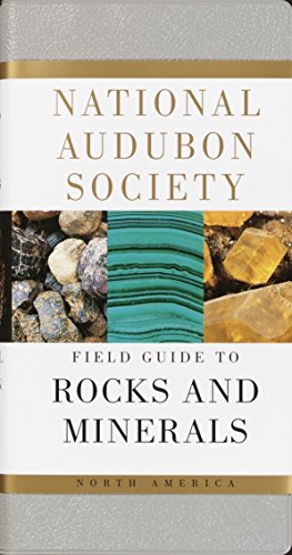 9780394502694: National Audubon Society Field Guide to Rocks and Minerals: North America (National Audubon Society Field Guides (Paperback))