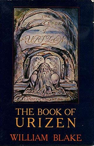 9780394502991: The book of Urizen (The Sacred art of the world)