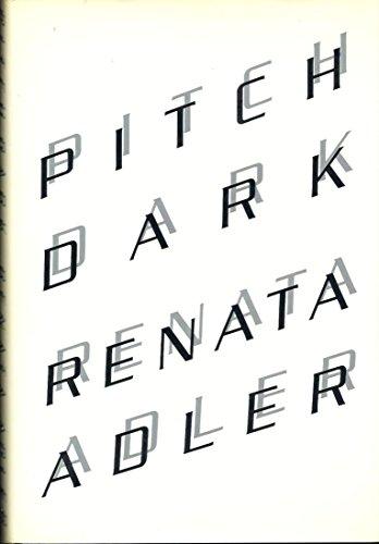 9780394503745: Pitch Dark