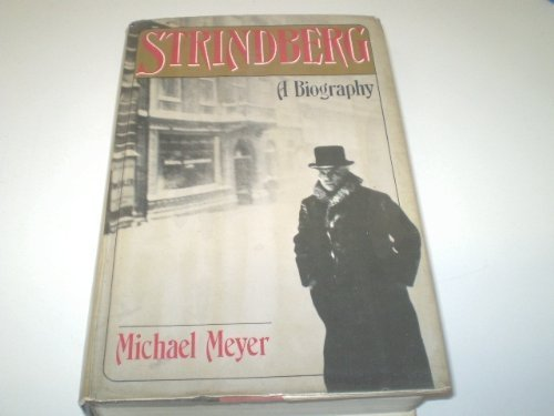 9780394504421: Strindberg: A Biography