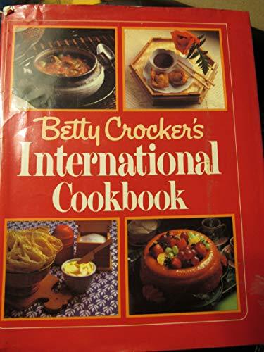 Betty Crocker's International Cookbook : 1980 Edition [Illustrated Cookbook / Recipe ...