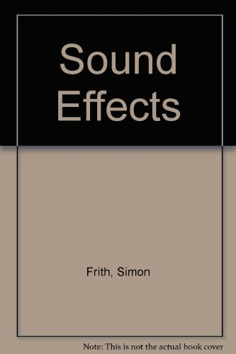 9780394504612: Sound Effects