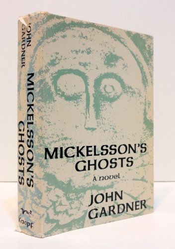 9780394504681: Mickelsson's Ghosts