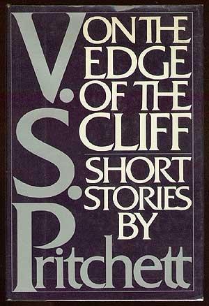 On the Edge of the Cliff : Short Stories (SIGNED PLUS SIGNED LETTER): Pritchett, V. S.