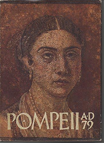 9780394504919: Pompeii A.D. 79 : essay and catalogue