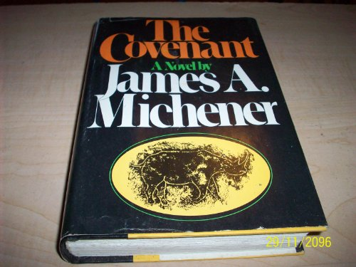 9780394505053: The Covenant: A Novel