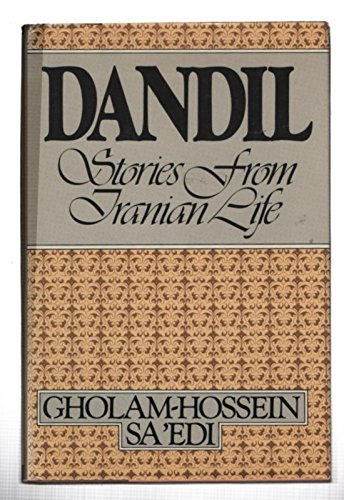 9780394505114: Dandil: Stories from Iranian life