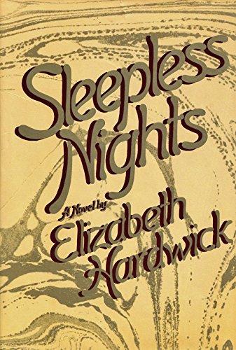 9780394505275: Sleepless Nights