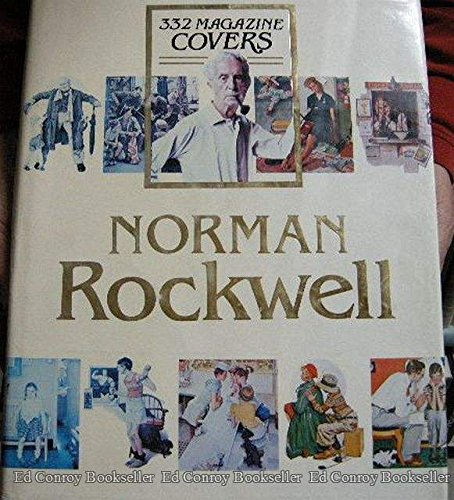 9780394506579: Norman Rockwell 332 Magazine Covers