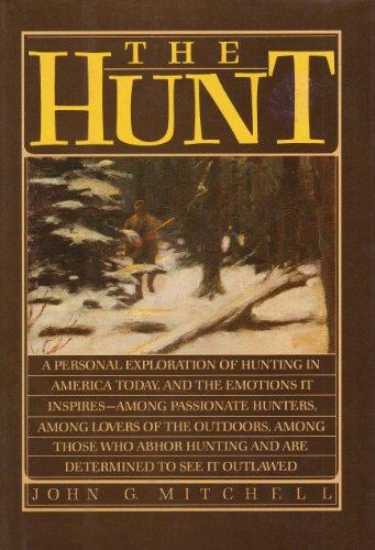 The Hunt: Mitchell, John G.