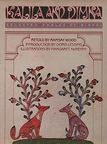 Kalila And Dimna: Selected Fables Of Bidpai: Wood, Ramsey