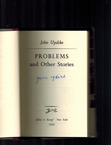 9780394507057: Problems and Other Stories