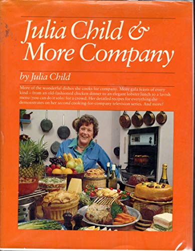 9780394507101: Title: Julia Child More Company