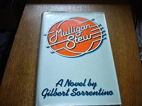 Mulligan Stew: Gilbert Sorrentino
