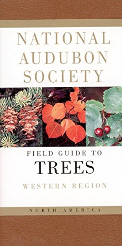 9780394507613: National Audubon Society Field Guide to North American Trees--W: Western Region (National Audubon Society Field Guides (Paperback))