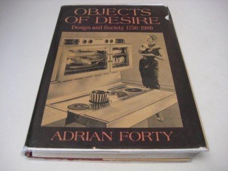 9780394507927: Objects of Desire