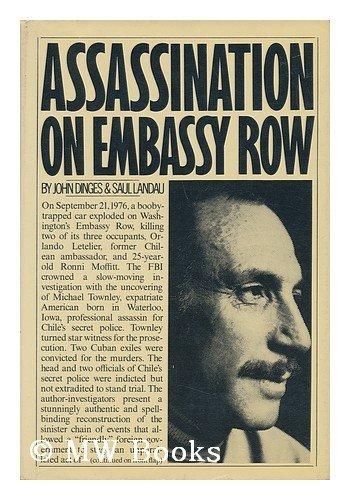 9780394508023: Assassination on Embassy row