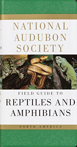 9780394508245: National Audubon Society Field Guide to North American Reptiles and Amphibians (National Audubon Society Field Guides)