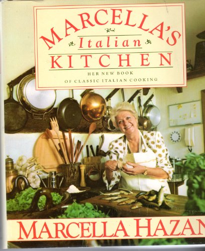 9780394508924: Marcella's Italian Kitchen