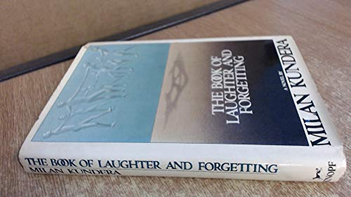 9780394508962: Title: The Book of Laughter and Forgetting