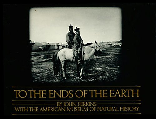 To the Ends of the Earth: Perkins, John