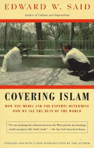 9780394509235: Covering Islam : How the Media and the Experts Determine How We See the Rest of the World