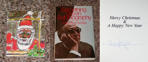 9780394509389: Something Like an Autobiography