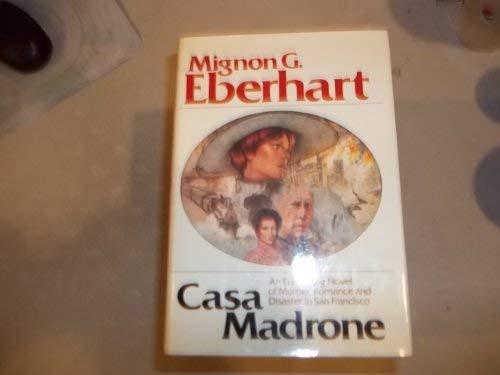 9780394509556: Casa Madrone