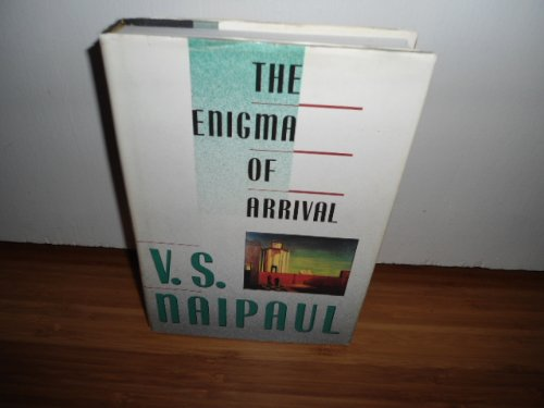 9780394509716: The Enigma of Arrival