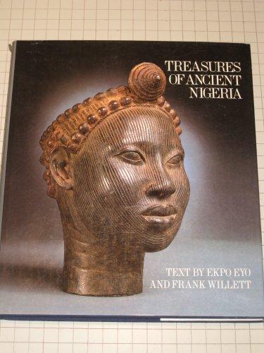 9780394509754: Treasures of ancient Nigeria