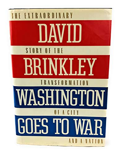 9780394510255: Washington Goes to War