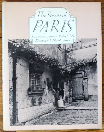 9780394510262: The Streets of Paris