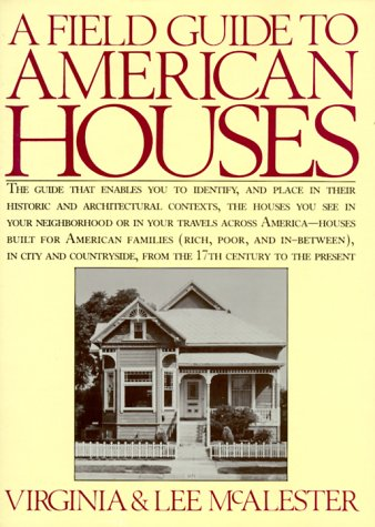 9780394510323: A Field Guide to American Houses