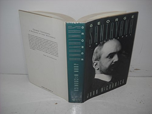 9780394510378: George Santayana: A Biography