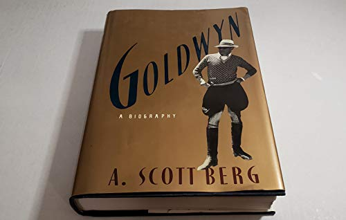 Goldwyn (SIGNED): Berg, A. Scott