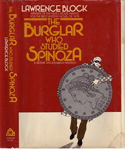 9780394510651: The Burglar Who Studied Spinoza