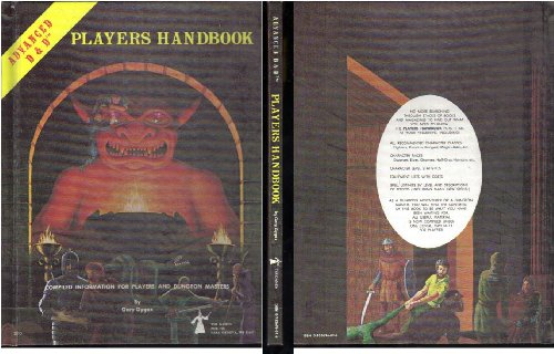 9780394511122: Player's Handbook (Advanced Dungeons & Dragons, 1st edition)