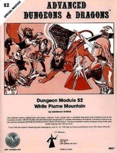 9780394511849: White Plume Mountain