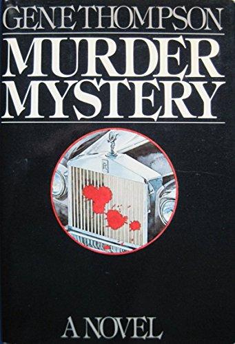 9780394512648: Murder Mystery